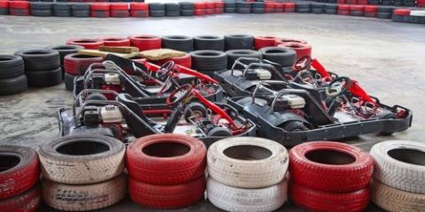 How to Be the Fastest Go-Kart Driver on the Track, St. Peters, Missouri