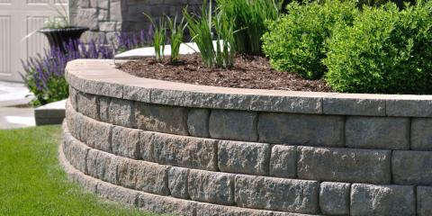 Landscaping 101: Could Your Yard Use a Retaining Wall?, St. Peters, Missouri