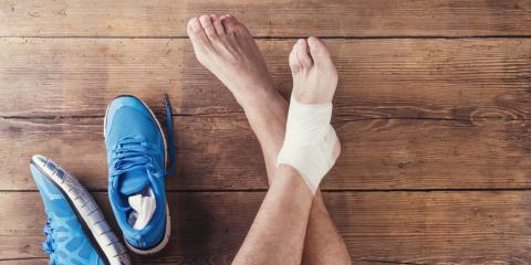 The Top 4 Causes of Sprained Ankles, St. Charles, Missouri