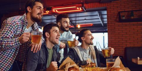 Why Sports Bars Are Better for Game Day Than Stadiums, St. Petersburg, Florida