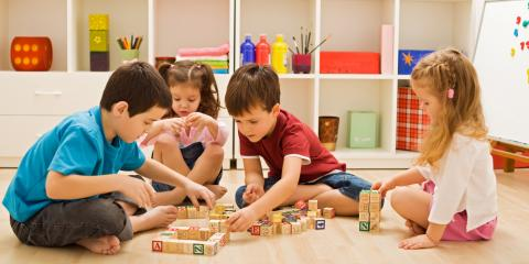Top 3 Child Development Benefits Offered by Great Beginnings, St. Peters, Missouri