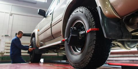 4 Warning Signs of Unbalanced Tires, Lemay, Missouri