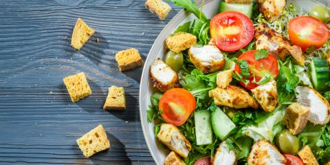 5 Ways to Add Flavor to Salad Without Dressing, Toms River, New Jersey