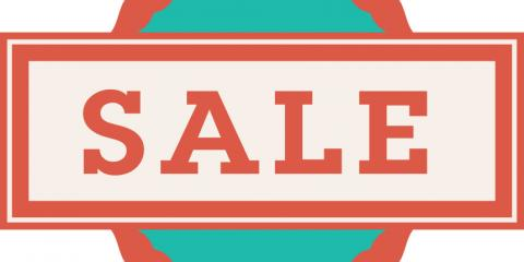 20% Off Sale Is Here!, Morgandale, Ohio