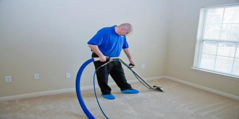 4 Reasons to Choose Carpet Steam Cleaning, High Point, North Carolina