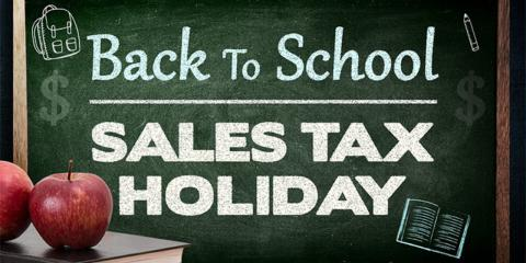 Tax-Free Weekend - on all Purchases at Experimac Middleton!, Middleton, Massachusetts