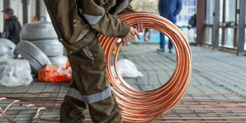 5 Common Uses for Copper, ,