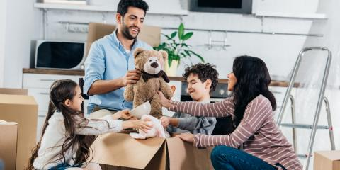 Helping Your Child Prepare for a Move, Salisbury, North Carolina