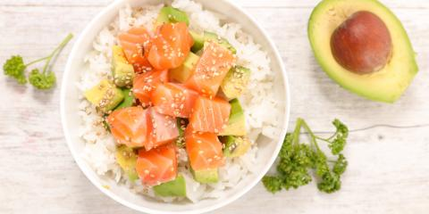 Tuna vs. Salmon: Why Both Fish Are Healthy & Delicious, Honolulu, Hawaii