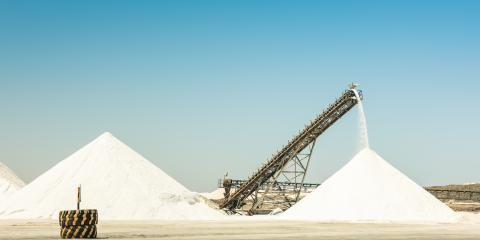 What's Causing the 2018 Salt Shortage? Salt Distributor Explains , Northfield Center, Ohio