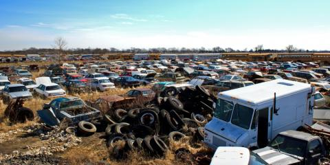 5 Reasons You Should Get Car Parts From a Salvage Yard, Camp Douglas, Wisconsin