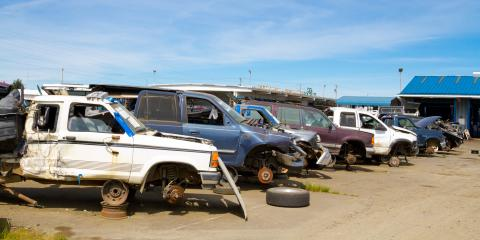3 Items You Should Bring to a Salvage Yard, Fairfield, Ohio