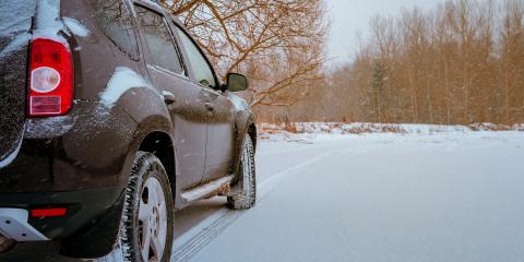 Why Should You Inspect Your Tires During the Winter?, Barkhamsted, Connecticut