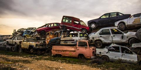 Top 4 Tips for Selling Your Junk Car, Barkhamsted, Connecticut