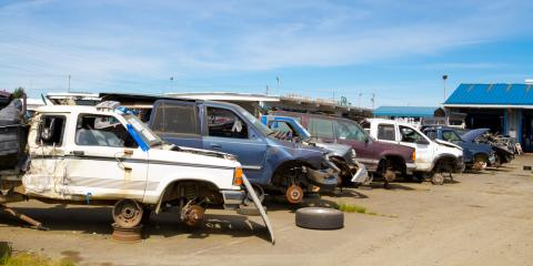 Top 5 Reasons to Buy Used Auto Parts Instead of New, Barkhamsted, Connecticut