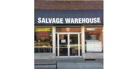 Salvage Warehouse, Household Appliances, Shopping, Lincoln, Nebraska