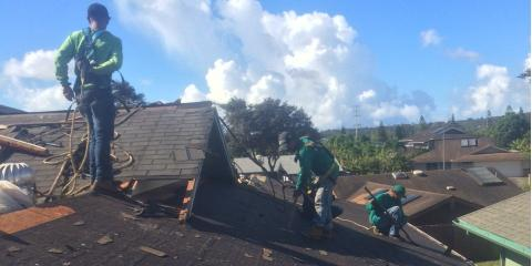 Close Out Summer With A Re-Roofing Rebate From Sam's YR Roofing Co, Ewa, Hawaii