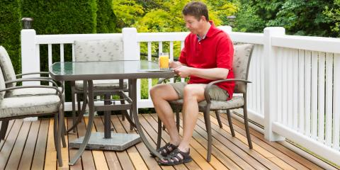 3 Benefits of Having a Deck in the Summer, San Antonio Central, Texas