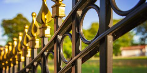 4 Tips for Repainting a Wrought Iron Railing, Hayward, California