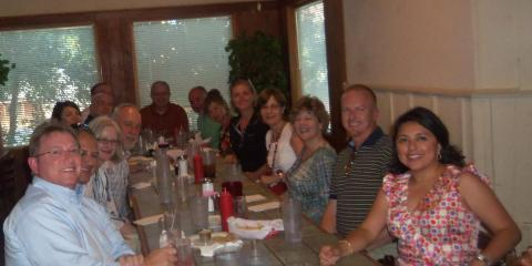 Book a Rambling Room For Your Party at Locally-Owned Grins Restaurant, San Marcos, Texas