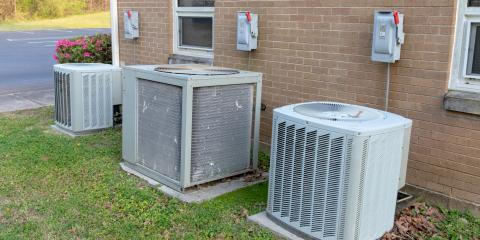 4 Key Parts of an Air Conditioning Unit, San Marcos, Texas