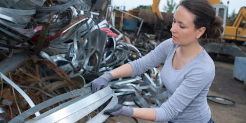How to Maximize Your Profit by Selling Scrap Metal, San Marcos, Texas