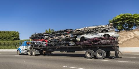 5 Materials Recovered During Car Recycling, San Marcos, Texas