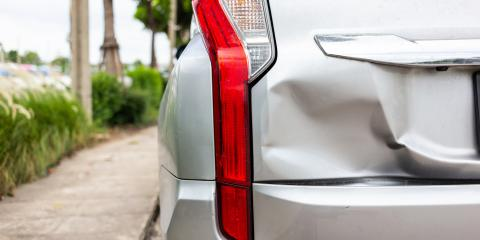4 Reasons to Fix Car Dents Quickly, San Marcos, Texas