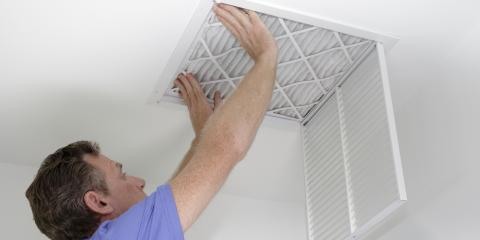 4 Reasons to Replace a Furnace Filter, San Marcos, Texas