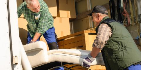 3 Ways to Pack Furniture in Your Storage Unit, San Marcos, Texas