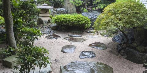 A Guide to Creating a Backyard Zen Garden, Cameron, North Carolina