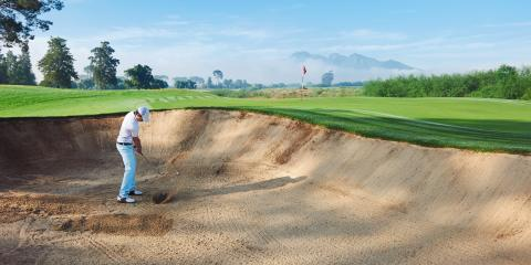 4 Tips for Installing Golf Course Bunkers, Cameron, North Carolina