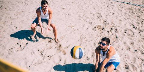 4 Steps to Creating an Appealing Sand Volleyball Court , Eagle, Ohio