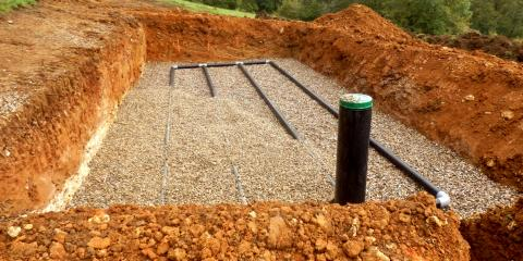 Your simple guide to septic tanks a 1 septic tank for Simple drainage system
