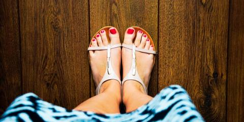 Enjoy The Health & Beauty Benefits of a Relaxing Pedicure From Gravity Hair Studio in Brooklyn, Brooklyn, New York
