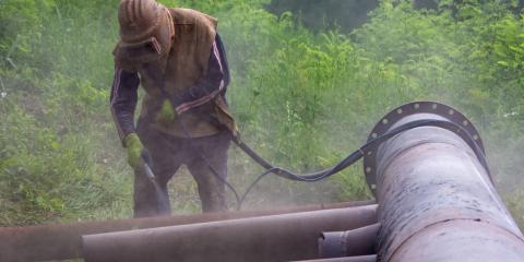 3 Industrial Uses for Sandblasting, O'Fallon, Missouri