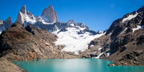 Mount Fitz Roy - El Chalten, Beaverton-Hillsboro, Oregon