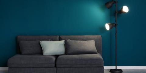 A Guide to Decorating With Moody Colors, Sandy, Utah