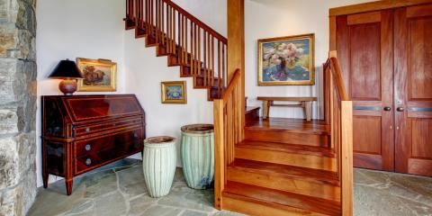 How to Pick a Wall Color for Your Entryway, Sandy, Utah