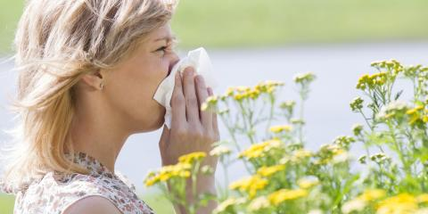 Can You Develop Allergies Later In Life?, Sanford, North Carolina