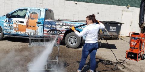 How to Tell If Your Pressure Washer Needs Repairs, Blooming Prairie, Minnesota