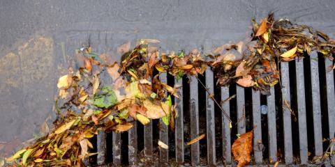 What to Know About Storm Drain Cleaning, North Branford, Connecticut