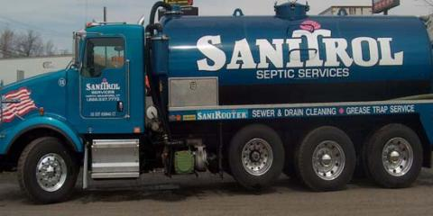 Sanitrol Septic Services LLC , Septic Tank Cleaning, Services, North Branford, Connecticut