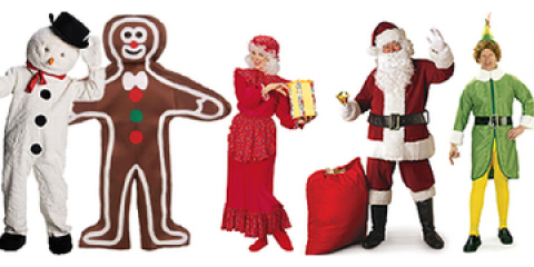 Christmas In July Santa Clipart.Celebrate Christmas In July With Santa Costumes From Economy