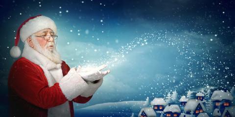 Come See Santa at Wayne's Family Restaurant, Oconto, Wisconsin