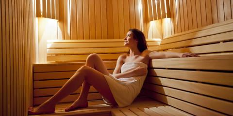 Top 3 Benefits of Owning a Sauna, East Rochester, New York