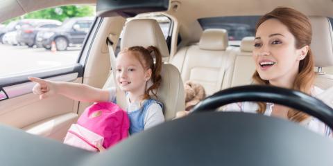 3 Qualities to Seek in a Family Car, Savannah, Georgia