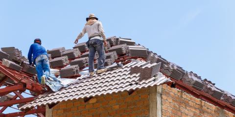 3 Benefits of Metal Roof Shingles, Savannah, Tennessee