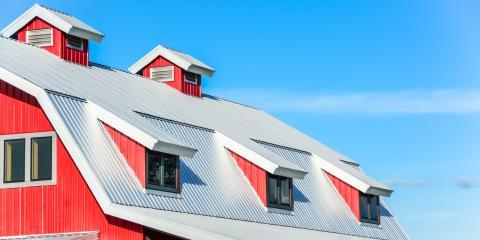 The Differences Between Asphalt & Metal Roofs, Savannah, Tennessee