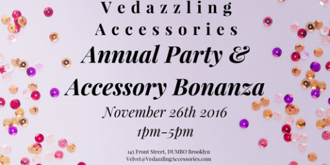 The Holidays are Here! Let's Party & Accessorize :), Brooklyn, New York